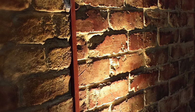 What is Faux Brickwork?